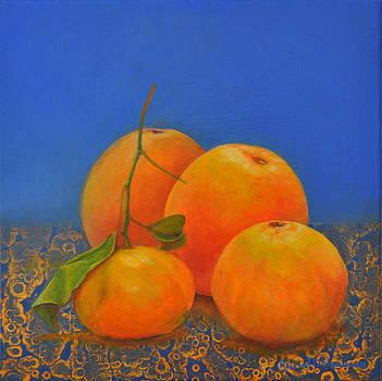 Agrumes Orange by Muriel Dolemieux
