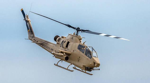 AH-1 Cobra by Mike Watts
