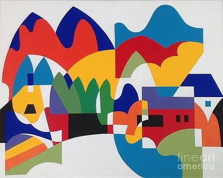 Ahnlich Staffelsee by Stephen Davis