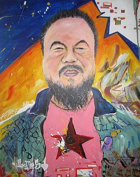 Ai Weiwei by Erik Franco