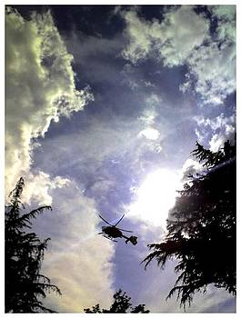 Air Ambulance by Geoff Cooper