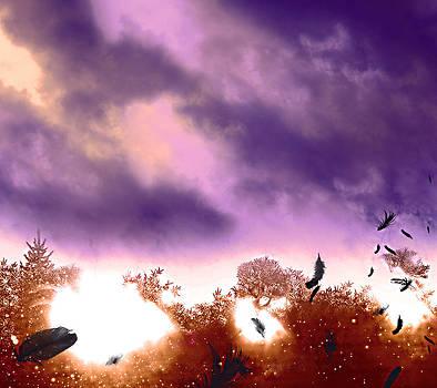 Air Element by Persephone Artworks