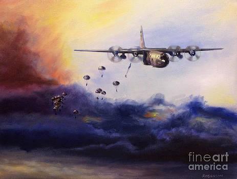 Stephen Roberson - Airborne Jump