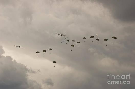Tim Mulina - Airborne