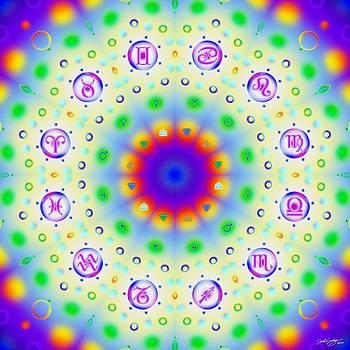 Airchemical Zodiac by Derek Gedney