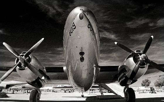Airplane by Jim McCullaugh