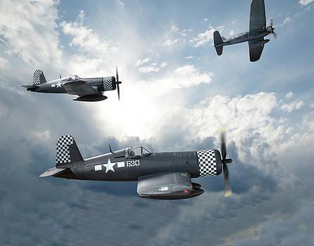 Airplanes by Dick Smolinski