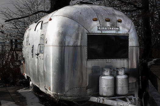 Airstream Overlander by Ruediger Helmreich
