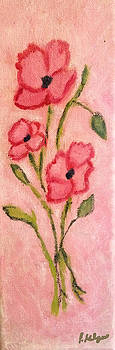 Aislinn's Poppies by Pamela Kilgus