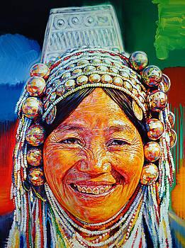 Akah Bracelet Lady by Stephen Bennett
