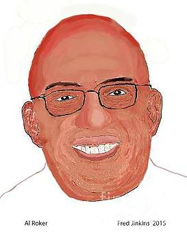 Al Roker by Fred Jinkins