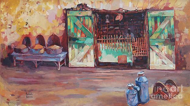 Al-tejany shop by Mohamed Fadul