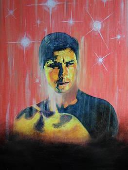 Alain delon by Chris Lambert