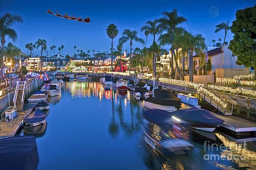 David Zanzinger - Alamitos Bay is one of California