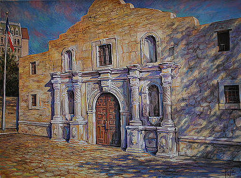 Alamo by Henry David Potwin