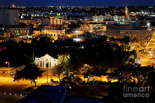 Jo Ann Snover - Alamo Plaza San Antonio