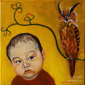 Lucy Chen - Alan and Owl