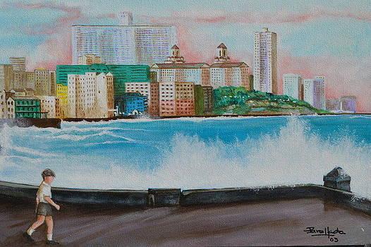 Alan in Havana by Jorge Parellada