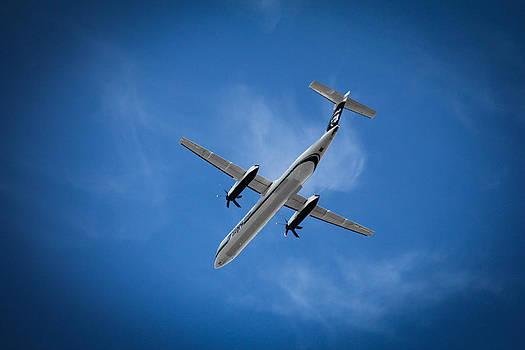 Aaron Berg - Alaska Airlines Turboprop