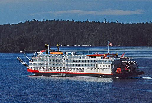 Dennis Cox - Alaskan steamer
