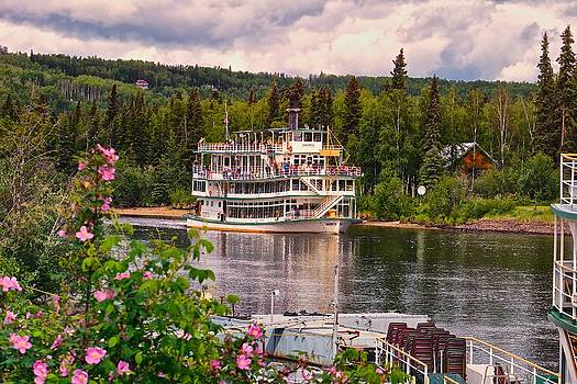 Alaskan Sternwheeler The Riverboat Discovery by Michael Rogers
