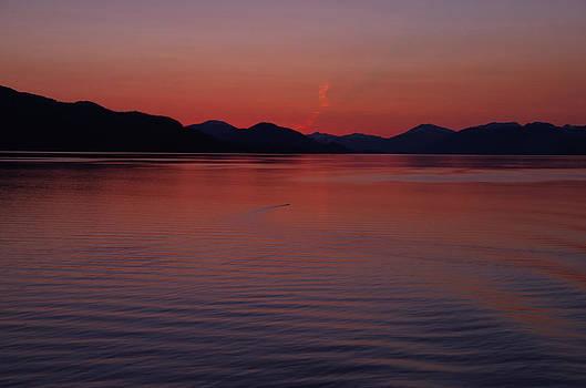 Marilyn Wilson - Alaskan Sunset