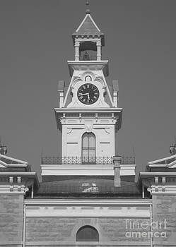 LNE KIRKES - Albany Clock Tower