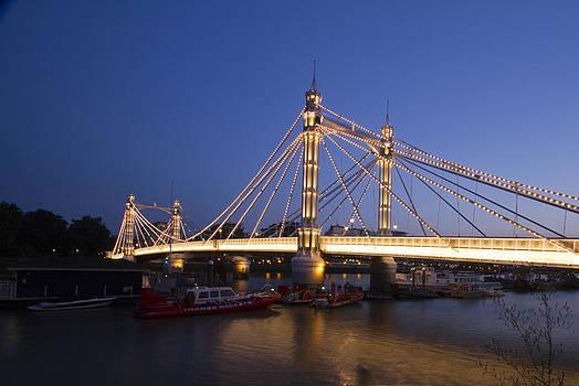 David French - Albert Bridge London