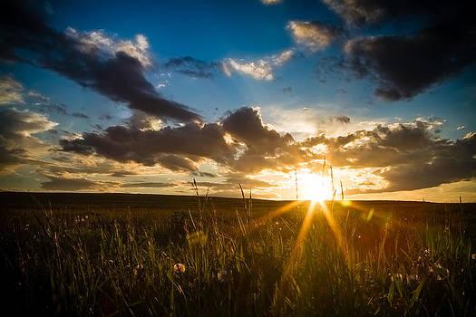 Alberta Sunset V.2.0 by Maik Tondeur