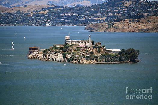 Danielle Groenen - Alcatraz Island