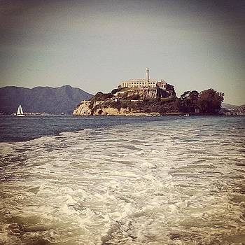 Alcatraz Island by Mandy Wiltse
