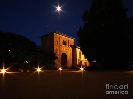 Alcazaba By Night by Stefano Piccini