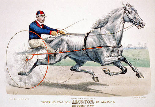 Alcryon by Currier and Ives
