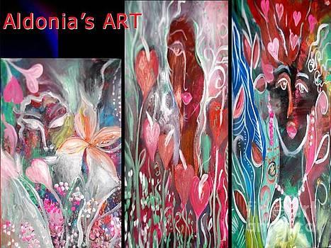 Aldonia's Art by Aldonia Bailey