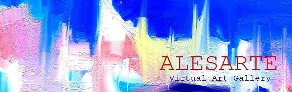 ALESARTE logo no1 by Alexis
