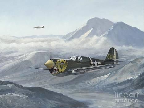 Aleutian Tiger by Stephen Roberson