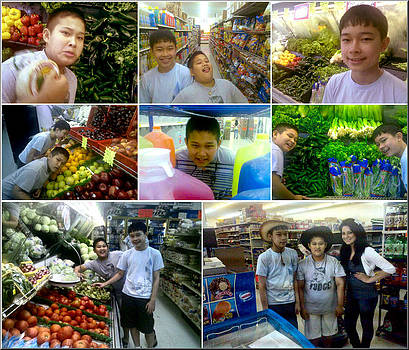 Alex and Alan - Anahuac Grocery by Glenn Bautista