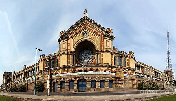 Alexandra Palace Panorama by John Gaffen
