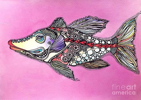 Alexandria The Fish by Iya Carson