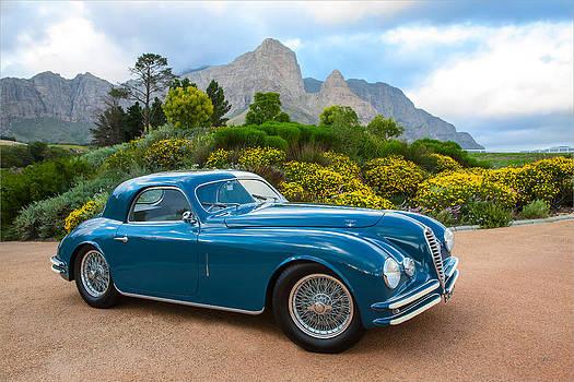 Alfa Romeo 1947 6C 2500 SS by George Schmahl