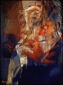 Alfred Hitchcock by Orfeu De SantaTeresa