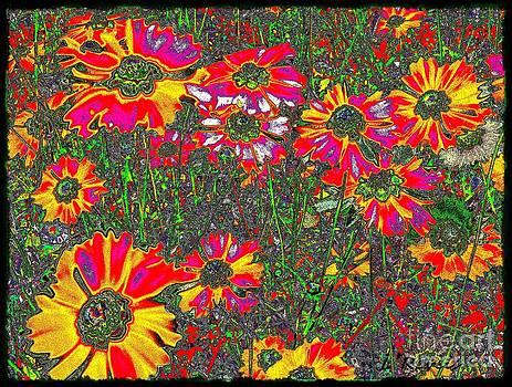 Alice's Garden by Leslie Revels