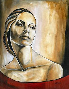 Alicia Alonso by Jorge Namerow