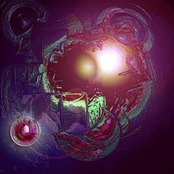 Alien Fetus by Dan Sheldon