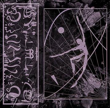 Robert Kernodle - Alien Hieroglyphics