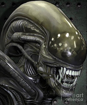 Alien by JL Meana