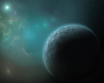 Alien Planet by Cheryl Heffner