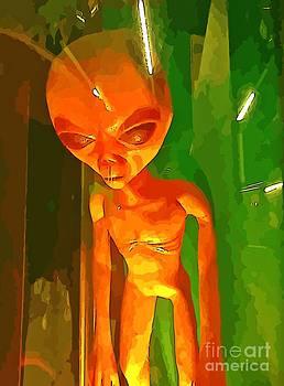 John Malone - Alien Through the Looking Glass