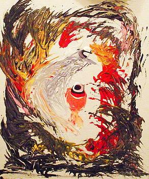 Alien Vistors By Darryl Kravitz by Darryl  Kravitz