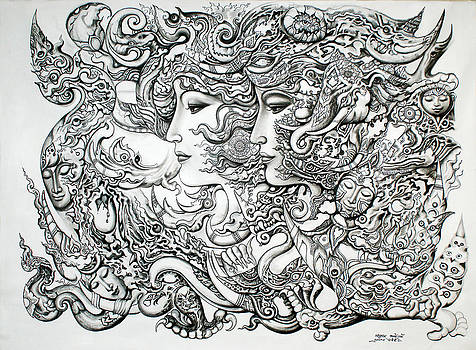 Alive by Kritsana Tasingh